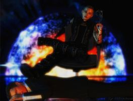 Mass effect wallpaper 19 - Jack 7 by ethaclane