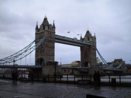 The Tower Bridge by phoenixreal