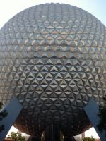 Spaceship Earth by TOontownSoul