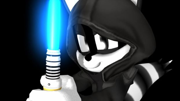 May the Force be with you! by velox-zone