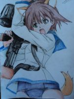 Strike Witches by PyresD