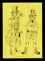 Circus Robinson: Ringmasters by DonPixe