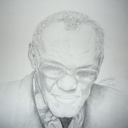 Ray Charles by TheCaptainMat