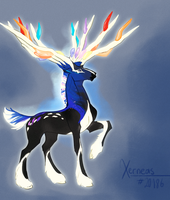 20186 Xerneas by NorthEast-Stables