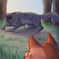 Yellowfang's Introduction by paintedpaw-cat