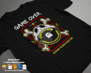 Game Over by r4prolutions