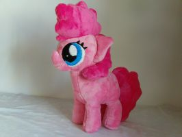 Pinkie Pie Filly Plush by BassPlushProductions