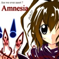 Amnesia : Are we ever meet by BossRover