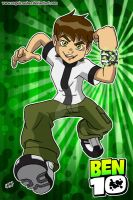 Ben 10 by AngelCrusher