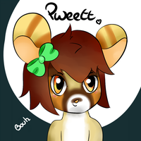 My mouse by Pweett