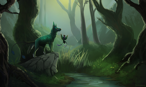 [C] a wild forest pupparoo by Soulsplosion