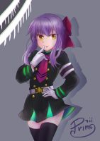 shinoa by primo711
