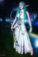 Tyrande by cibo-black-cat