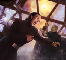 Star Wars Destiny: Emergency Evacuation by Thaldir