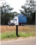 Truck Mail Box by JohnK222
