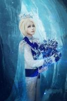 Frozen - Elson by chinhy-sou