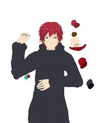 Sasori WIP- help? by kitten130999