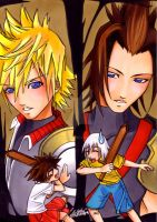 KH 3 - What's our destiny? by LostRiddle