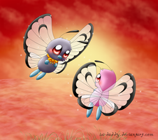 goodbye Butterfree by Isi-Daddy