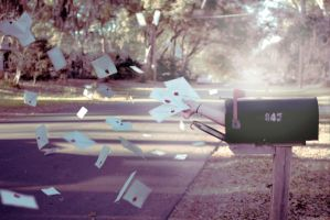 Letters Addressed to No One by fourteatwo