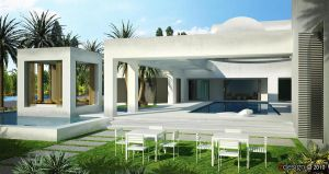 exterior_48_pool_side_5 by Zorrodesign