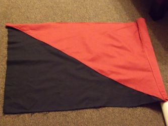 anarchist flag by chipface-zero