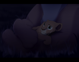 I seriously had to re-do nala's head 5 times by Teparda