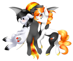 Halloween Crew af by itsIzzyBel