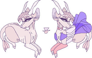 Pastel Bongo Adopt (CLOSED) by Lahzlo