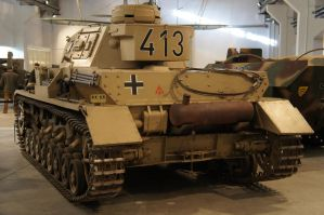 PzKpfw IV Ausf. G  05 by cailleachdhubh