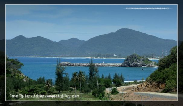Beauty of Aceh Beach 03 by iwoth