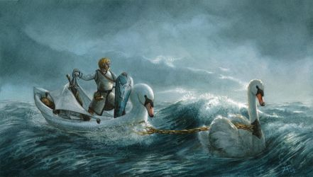 Lohengrin - The Journey by alarie-tano
