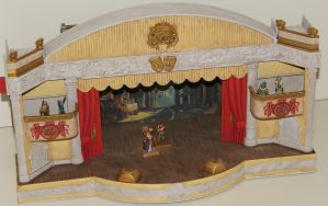 Bluebird Magical Theatre conversion 04 by MrVergee