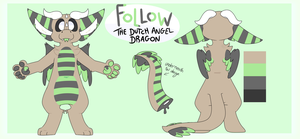 Follow the Dutch Angel Dragon by Vulcanlight
