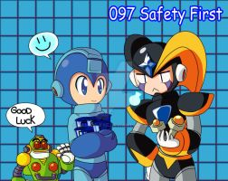 097 - Safety First by Kamira-Exe