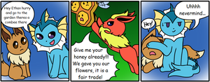 The Eevee Army #22: Combee