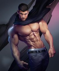 Nicolas iong by silverjow