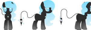 Ref. Sheet: Lantern the Flame-Light by The-Sheamus-MLP