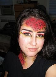 Dragon Warrior by J-SFX-Makeup