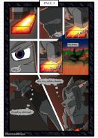 Of Beasts and Men - Prologue - Page 3 by RearmedDreamer