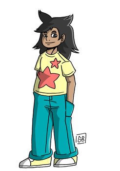 [Steven Universe AU] Gregory Maheswaran Universe by Gihellcy-Bleizdu