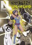 Energize Unleashed - Front Cover (Deviantart) by Nepath