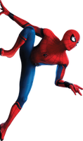 Spidey Homecoming by cptcommunist