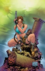 Tomb Raider 01 by andyparkart