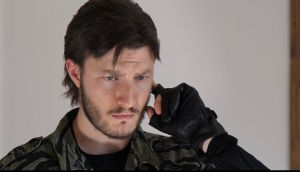 MGS3 Snake Eater Naked Snake Cosplay 2 by GeorgeSears1972