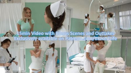 Bonus Scenes with Spica Bending Cast by MedicBrace