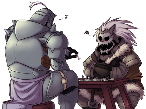 Armored Battle of the Century by BechnoKid