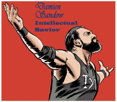 Damien Sandow 4 by jkipper