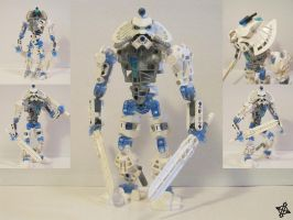Toa of Ice by Timbertail