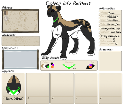 Reeve Info Sheet by TheLunarEmpress